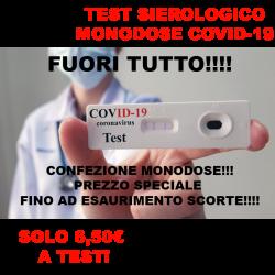 TEST SIEROLOGICO MONODOSE...