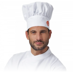 Cappello MasterChef Bianco