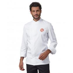 Giacca Cuoco MasterChef Bianco