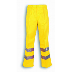 "Pantalone Giallo HV ""ALARM""..."